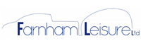 Farnham Leisure Logo contact