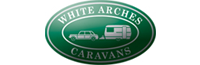 White Arches Caravans Logo