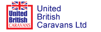 United British Caravans Logo contact