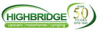 Highbridge Caravans Logo Conatct